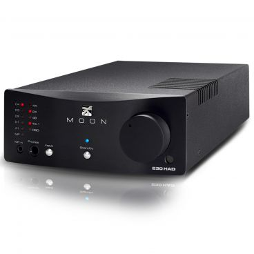 Moon by Sim Audio 230HAD Headphone Amplifier and DAC