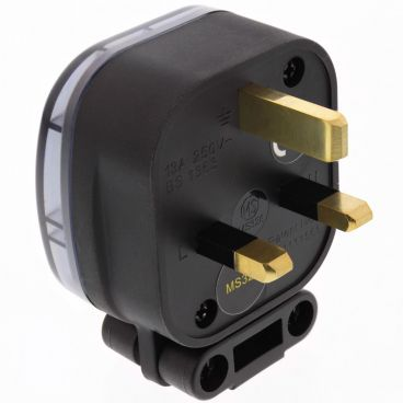 MS HD Power Audio Quality 13A UK Plug - MS328