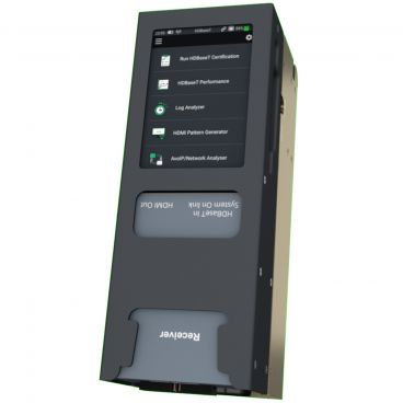 MSolutions MS-104B Battery Powered HDBaseT Spec 1.0 Tester