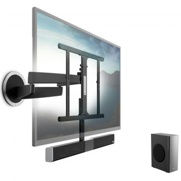 Vogels MotionSoundMount NEXT 8375 Full-Motion Motorised TV Wall Mount with Integrated Sound