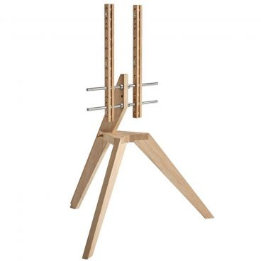 Vogels NEXT OP1 TV Floor Stand (Light Oak)