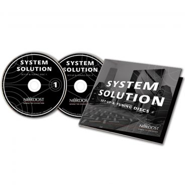 Nordost System Solution Set-Up & Tuning Disc