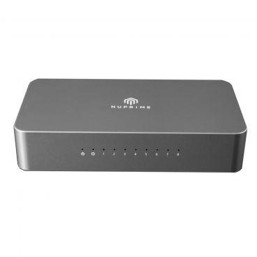 NuPrime Omnia SW-8 Ethernet Network Switch