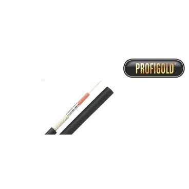 Profigold PGC3526 Stereo Audio Cable Roll 50m