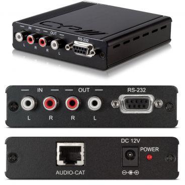 CYP PU-305BDA-TX Bi-Directional Analogue Audio over Single CAT Transmitter