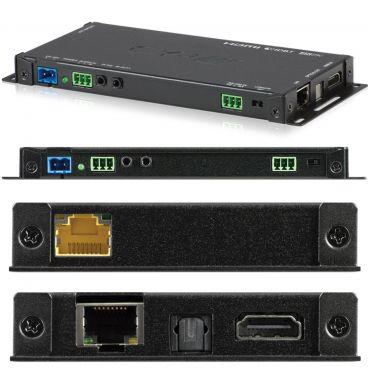 CYP PUV-2000TX 100m HDBaseT™ 2.0 Slimline Transmitter (4K, HDCP2.2, PoH, LAN, OAR)