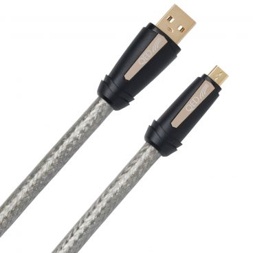 QED Reference USB Type A to Type Micro B Cable