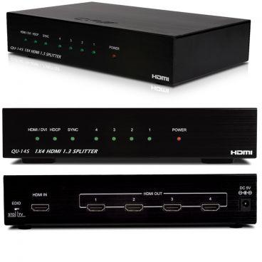 CYP QU-14S-4K v1.3 HDMI 1x4 Splitter