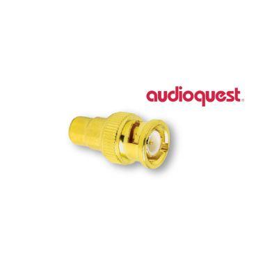AudioQuest RCA (Female) to BNC (Male) Adaptor