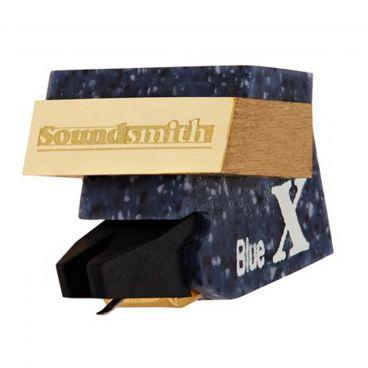 "Soundsmith Irox Blue High-Output ""Unbreakable"" Phono Cartridge"