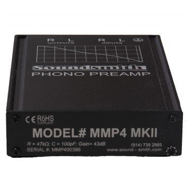 Soundsmith MMP4 MKII Phono Preamp