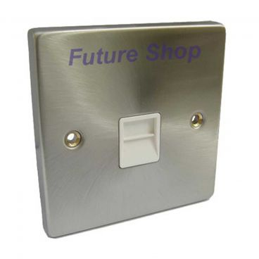 FSUK DECO-TELEPHONE-SOCKET-PANEL Click Deco Telephone Socket Secondary