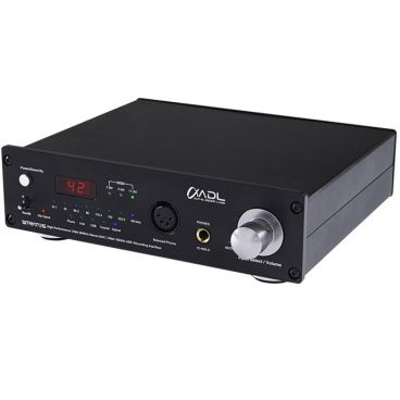 ADL Stratos System DAC / ADC / Headphone Amplifier
