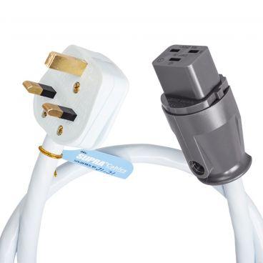 Supra LoRad MKII 2.5 CS-BS 16 Amp Mains Cable Custom Length