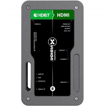 Theatrixx xVision True1 Video Converter - HDBaseT to HDMI Receiver