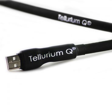 Tellurium Q, Black USB Type A to Type B Cable