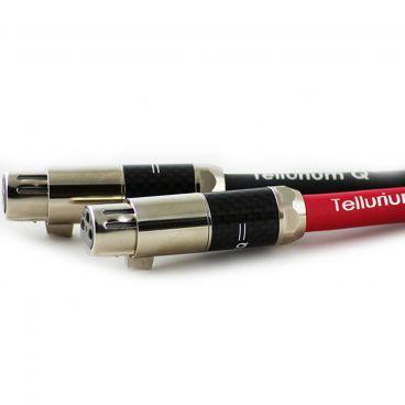 Tellurium Q, Black Diamond XLR Balanced Interconnect