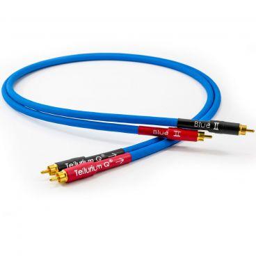 Tellurium Q Blue II RCA Interconnect