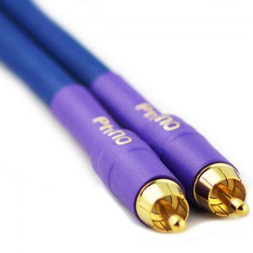 Tellurium Q, Blue RCA Phono Interconnect