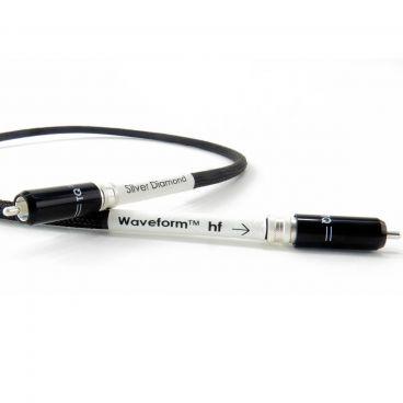 Tellurium Q Silver Diamond Waveform hf Digital Coaxial Cable