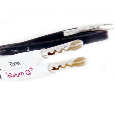 Tellurium Q, Silver II Speaker Cable - Factory Terminated