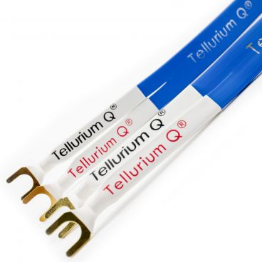 Tellurium Q Ultra Blue II Links / Jumper Cable - 2 Pairs
