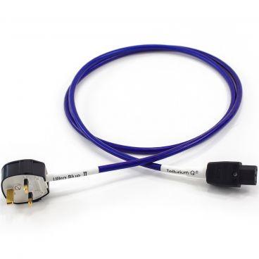 Tellurium Q Ultra Blue II UK to IEC Mains Cable