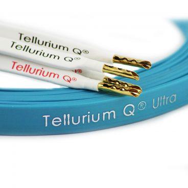 Tellurium Q, Ultra Blue Speaker Cable - Factory Terminated