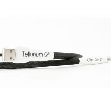 Tellurium Q Ultra Silver USB Type A to Type B Cable
