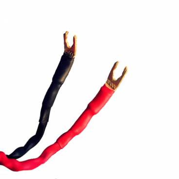 Ecosse US2XS Loudspeaker Cable (PAIR) - Factory Terminated