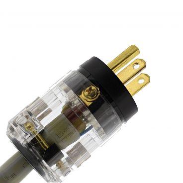 Merlin Tarantula MK6 US to Figure 8 Mains Cable - 2m Length (2018 Edition)