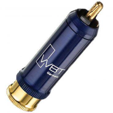 WBT-0110Cu RCA Plug (Pair)