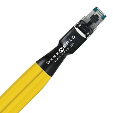 Wireworld Chroma Cat 8 Ethernet Cable