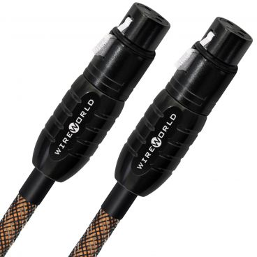 Wireworld Eclipse 8 2 XLR to 2 XLR Audio Cable Pair