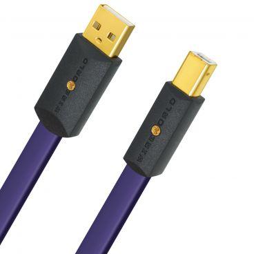 Wireworld Ultraviolet 8 USB 2.0 Digital Audio Cable