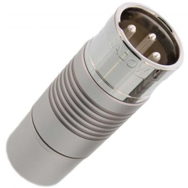 Xhadow High End Performance Male XLR Plug