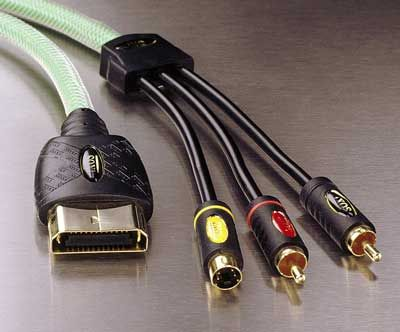 IXOS XPX03-200 Xbox to 2 RCA + S-Video Cable 2m