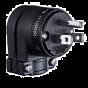Furutech FI-12ML Rhodium High End Performance Angled Connector Series