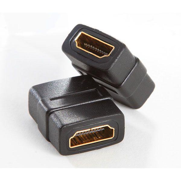 FSUK High Quality HDMI2S-HQ HDMI to HDMI Adapter - Straight