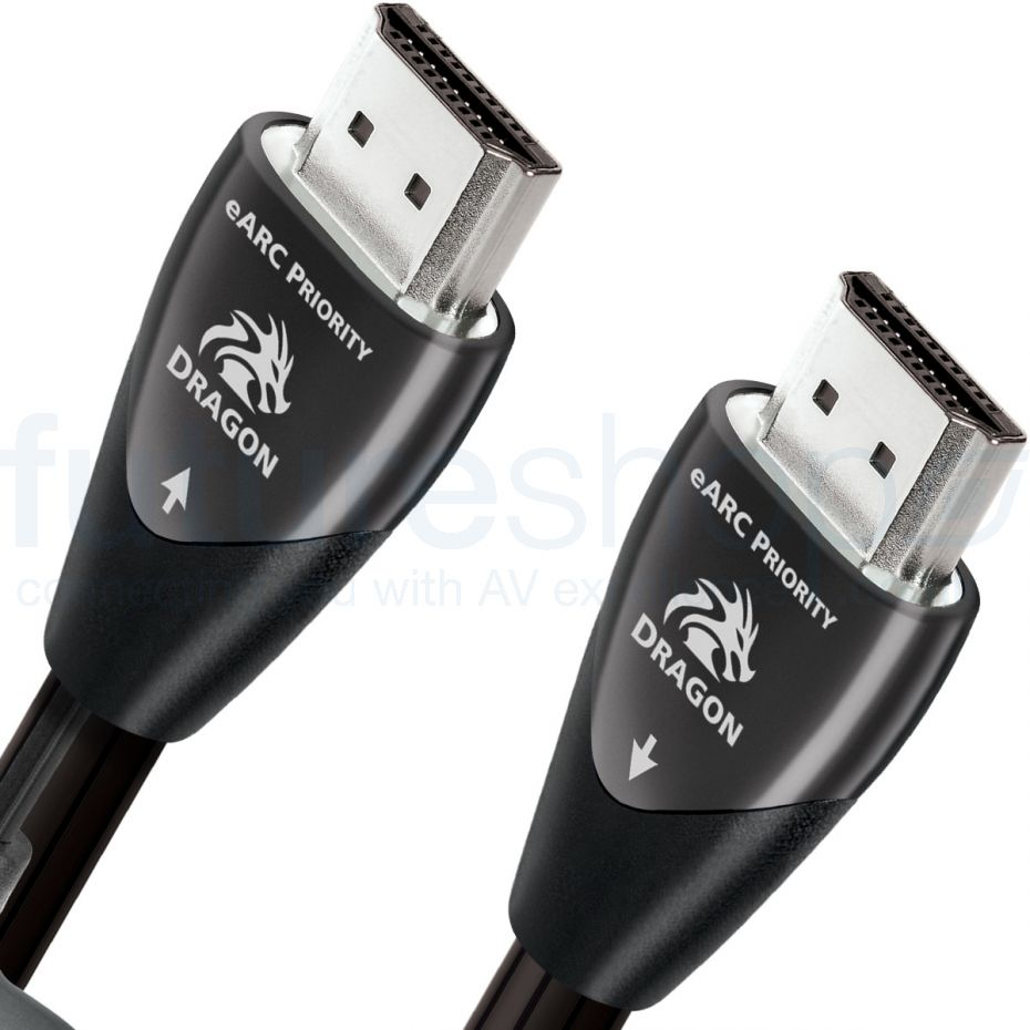 AudioQuest Dragon eARC-Priority 48G HDMI Cable