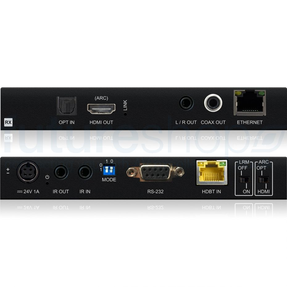 Blustream HEX150CS-KIT HDBaseT™ CSC Extender Set Supporting HDMI2.0 4K60Hz 4:4:4 up to 100m (1080p up to 150m)