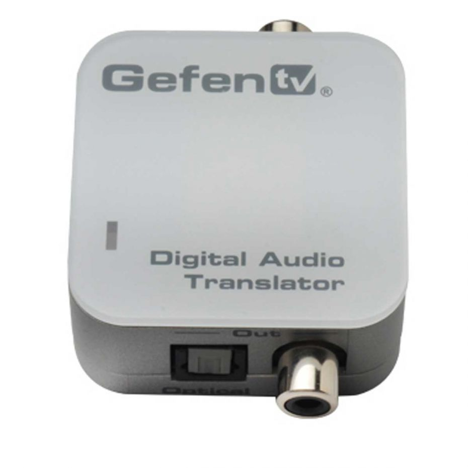 GefenTV GTV-DIGAUDT-141 Digital Audio Translator