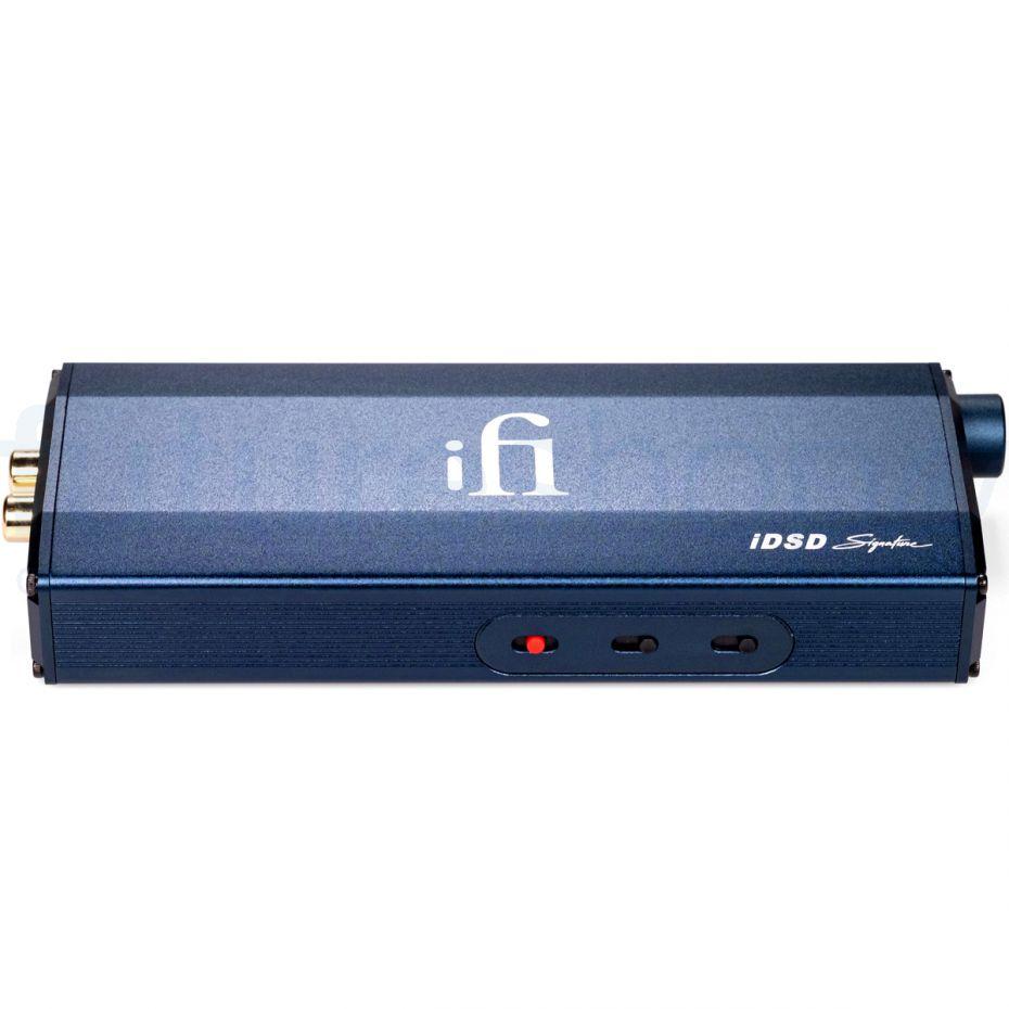 iFi Audio Micro iDSD Signature Edition DAC/Headphone Amp