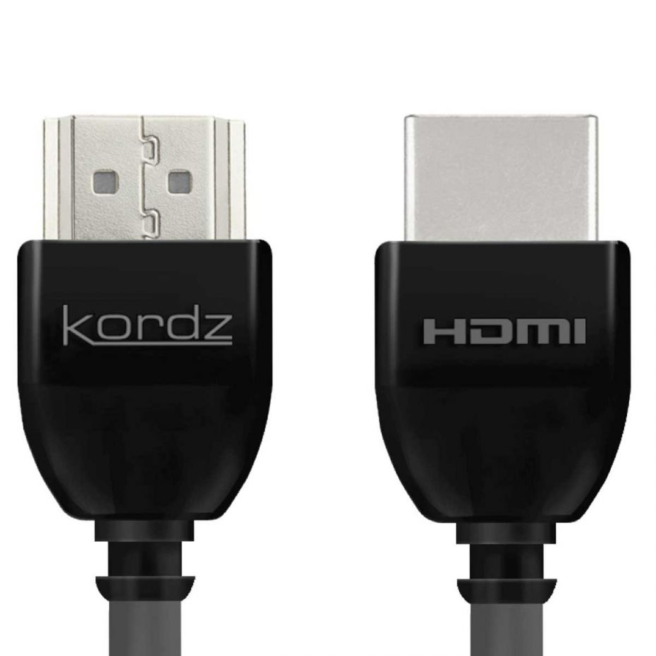 Kordz One High Speed with Ethernet HDMI cable PVC jacket