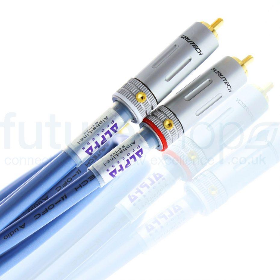 Furutech Alpha Line 1 Audio Cable