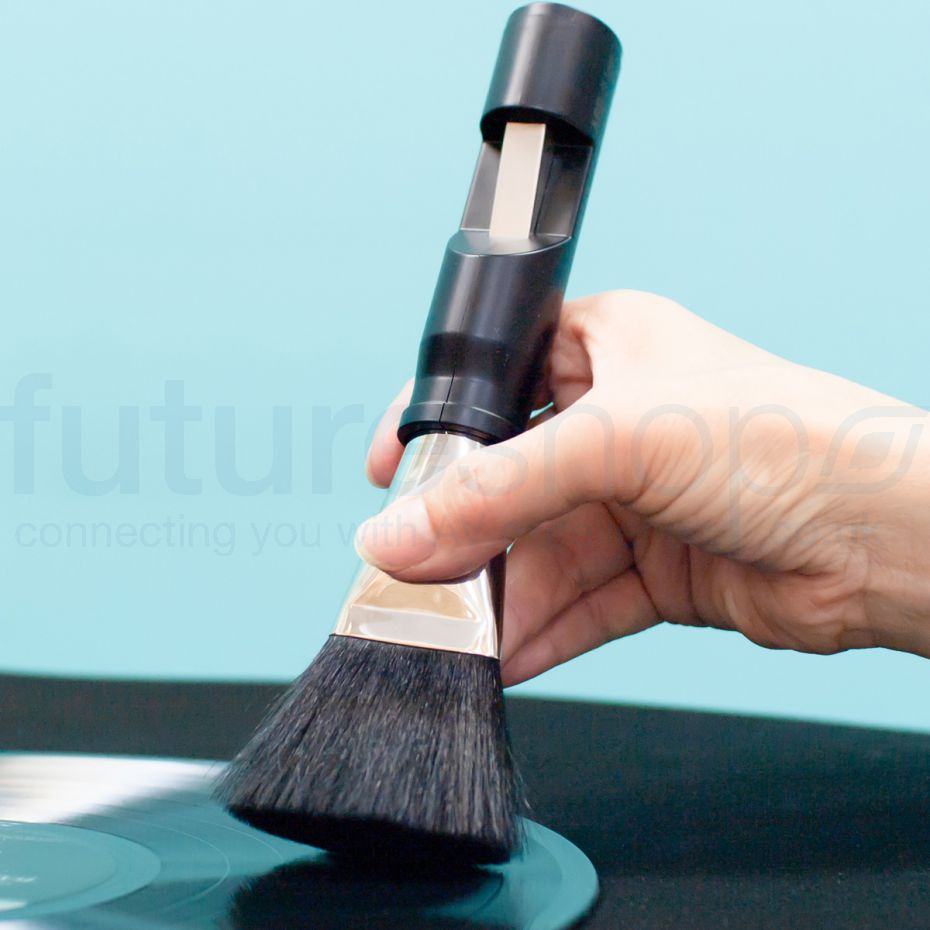 Furutech ASB-2 ION Antistatic Brush with Built-in Ionizer