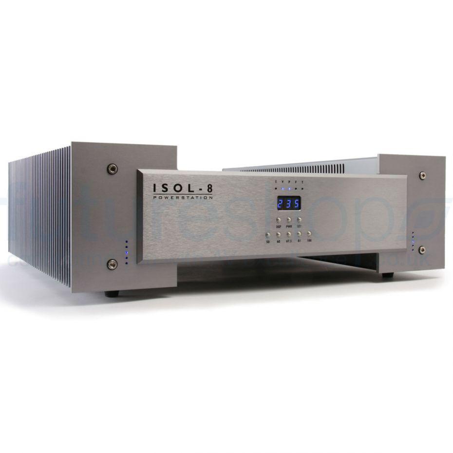 ISOL-8 Twin Channel PowerStation