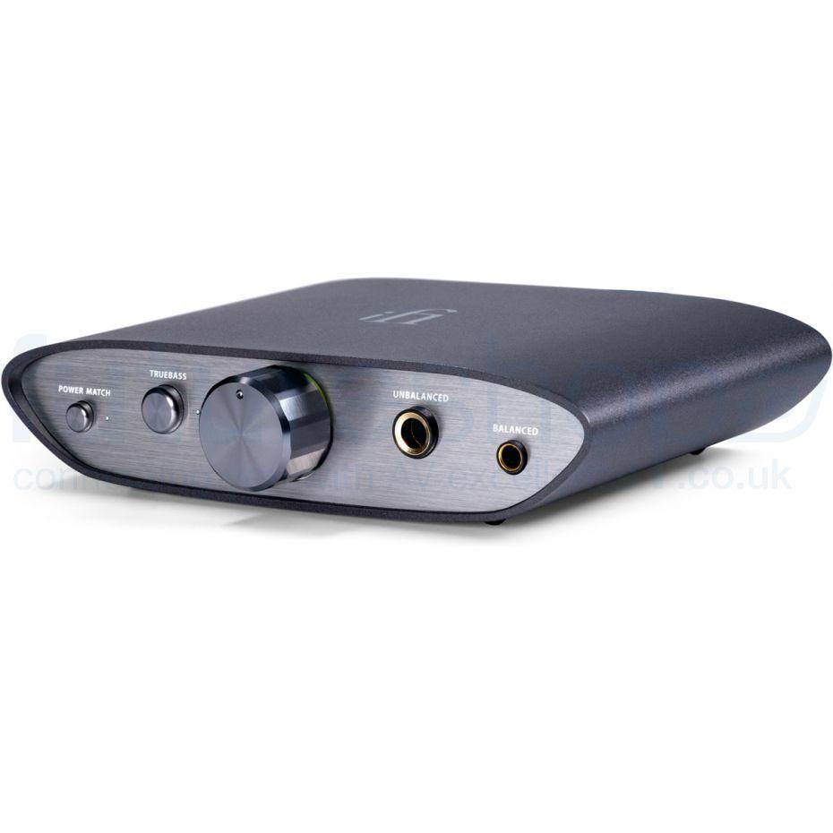 iFi Audio ZEN DAC Desktop USB DAC / Headphone Amp