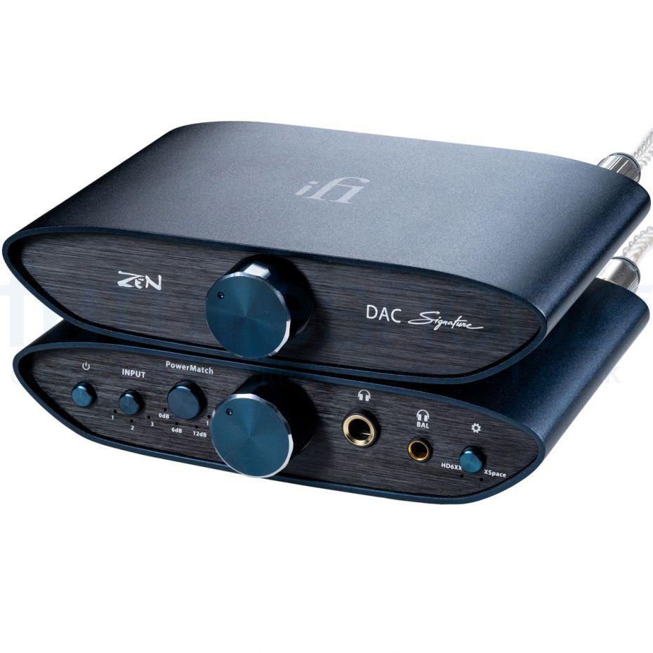 iFi ZEN Signature Set - DAC / Headphone Amplifier