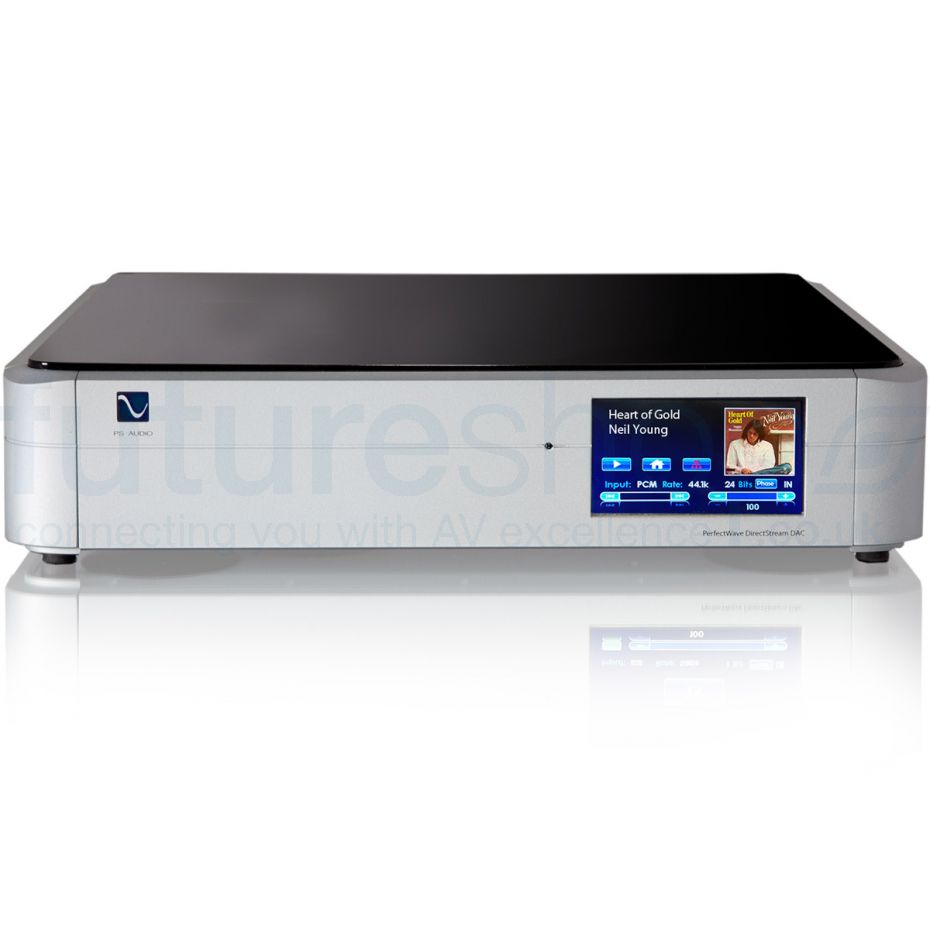 PS Audio DirectStream DAC and Streamer